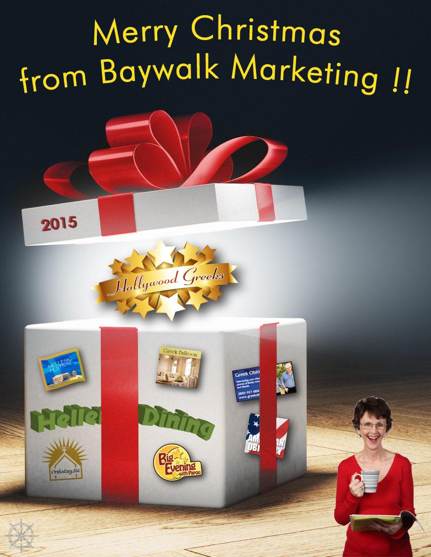 [Baywalk Christmas Card]