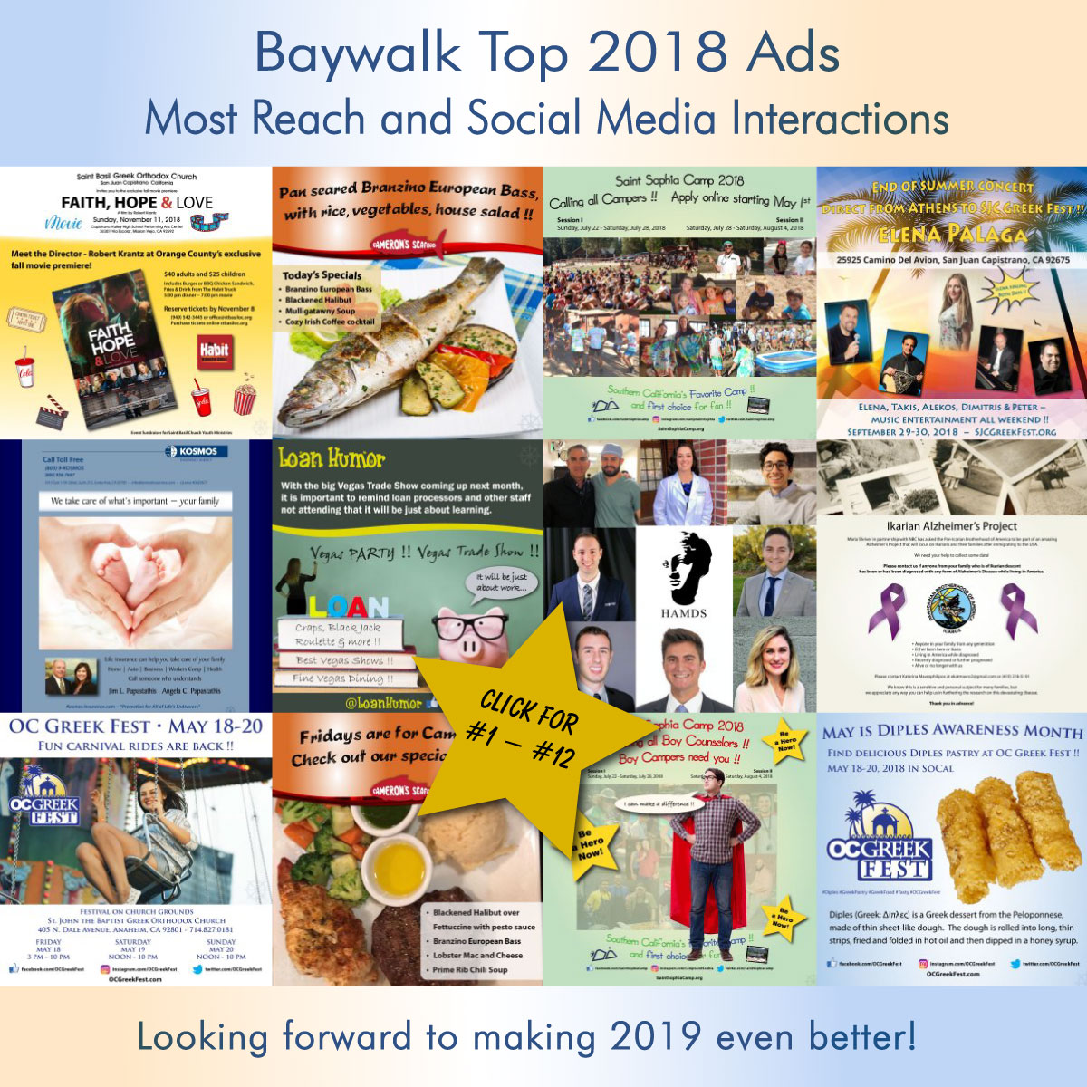 [Baywalk Marketing promotion]