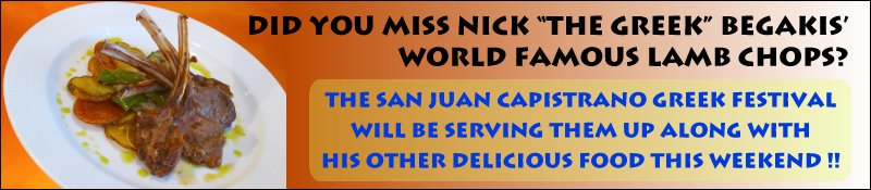 [Nick's Paradise Cafe promotion by Baywalk Marketing]
