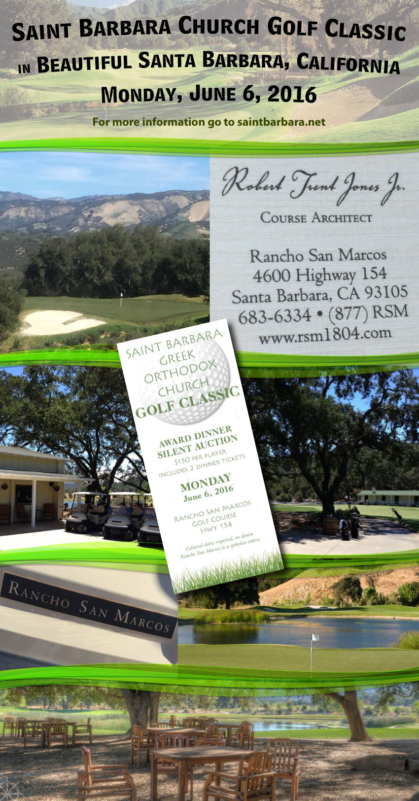 [Saint Barbara Greek Orthodox Church Golf Classic]