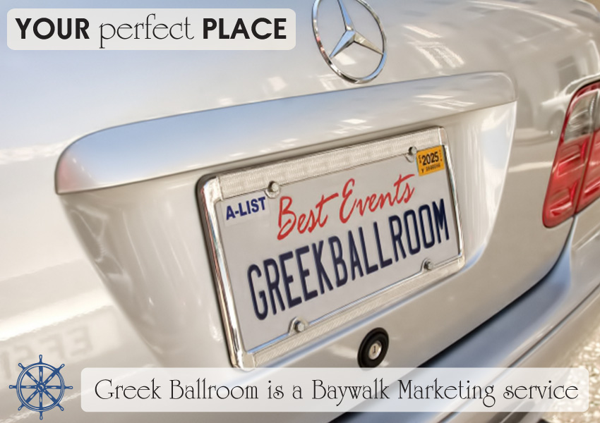 [Greek Ballroom - Your event planning starts here!]